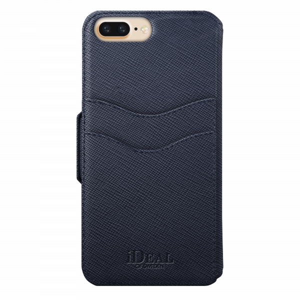 iDeal of Sweden iPhone XS Max Fashion Wallet Navy