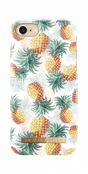 iDeal of Sweden iPhone 8 / 7 / 6S / 6 Fashion Back Case Pineapple Bonanza