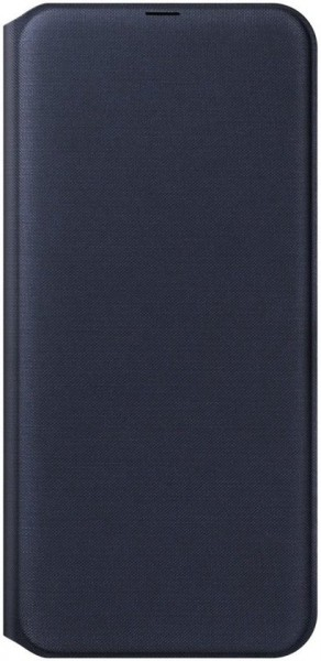 Samsung Galaxy A50 Wallet Cover Black