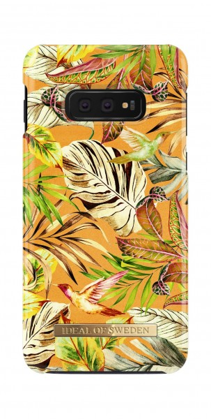 iDeal of Sweden Samsung Galaxy S10e Fashion Back Case Mango Jungle