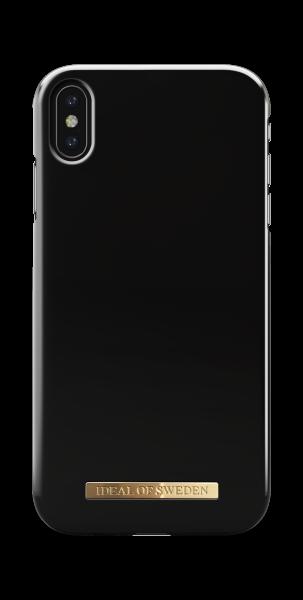 iDeal of Sweden iPhone XS Max Fashion Back Case Matte Black