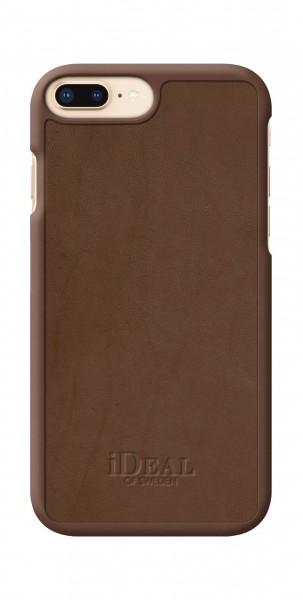 iDeal of Sweden iPhone 8 Plus / 7 Plus / 6S Plus / 6 Plus Fashion Case Como Brown PU-Leather