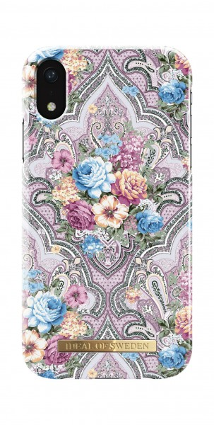 iDeal of Sweden Fashion Back Case Romantic Paisley voor iPhone Xr