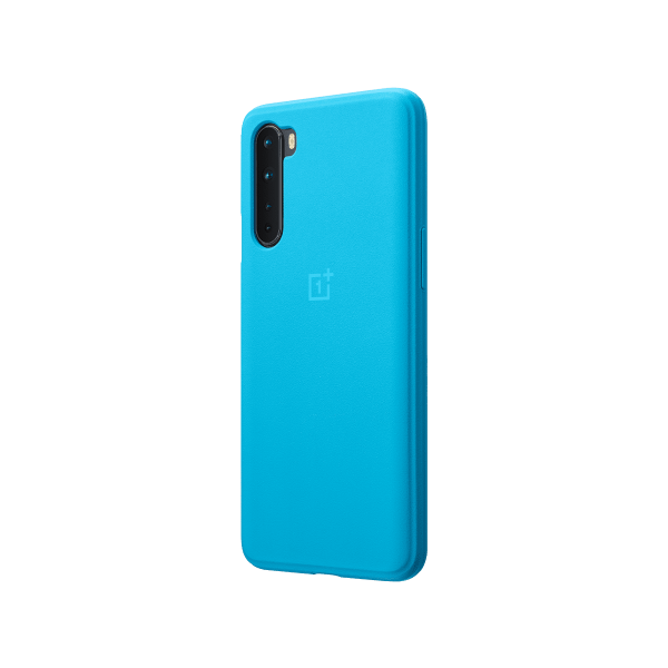 OnePlus Nord Sandstone Bumper Case Nord Blue