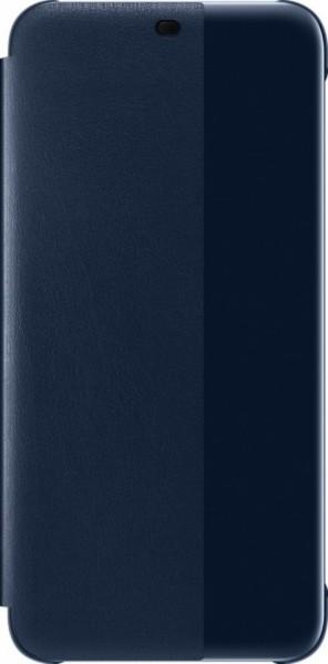 Huawei Mate 20 Lite Flip View Cover Blauw
