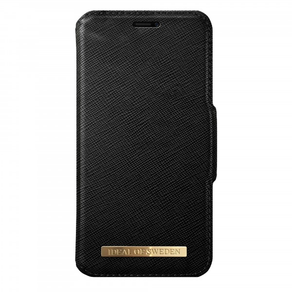 iDeal of Sweden iPhone XS Max Fashion Wallet Black