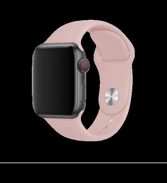 BeHello Premium Siliconen Band 38/40mm voor Apple Watch Roze