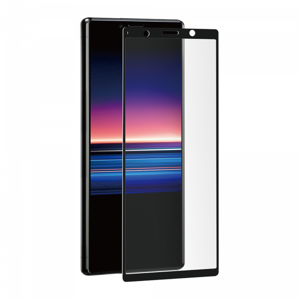 BeHello Sony Xperia 5 Screenprotector Tempered Glass - High Impact Glass