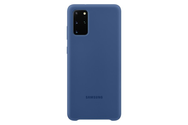Samsung Galaxy S20+ Silicone Cover Navy