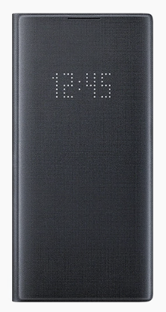 Samsung Galaxy Note10+ LED View Cover Black