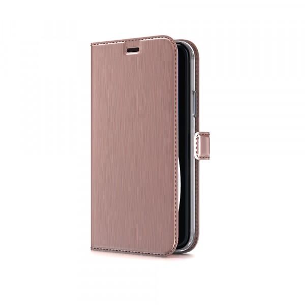 BeHello Gel Wallet Case Roze voor iPhone Xs Max