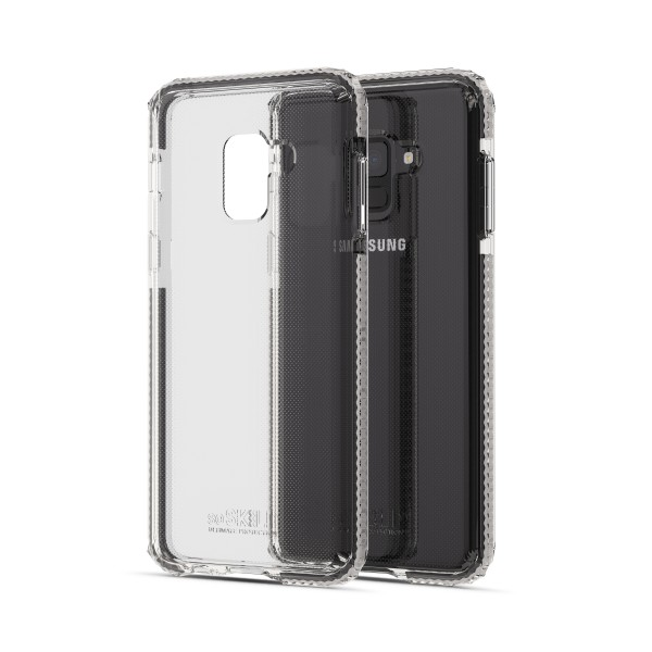 SoSkild Defend Heavy Impact Back Case Transparant voor Samsung Galaxy A8 (2018)
