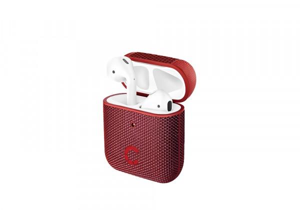 Cygnett Case for Airpod 2 / 1 Tekview Red/Red