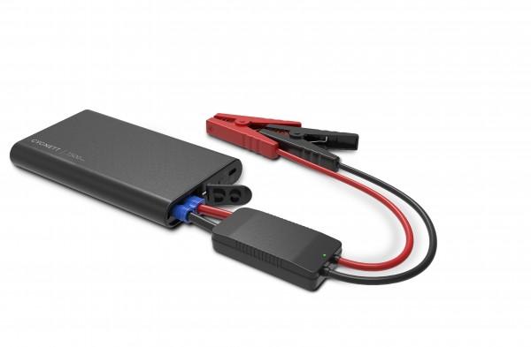 Cygnett Jump Starter & Power Pack 7500 mAh ChargeUp Auto 12V Black