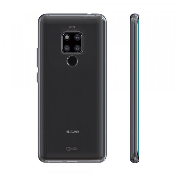 BeHello Huawei Mate 20 ThinGel Siliconen Hoesje Transparant