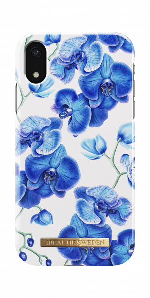 iDeal of Sweden iPhone Xr Fashion Back Case Baby Blauw Orchid