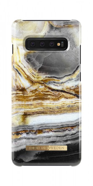 iDeal of Sweden Samsung Galaxy S10+ Fashion Back Case Outer Space Agate