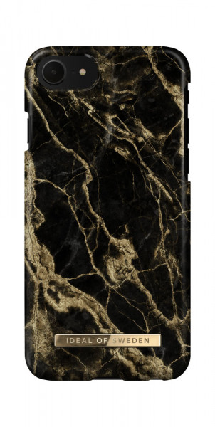 iDeal of Sweden iPhone 8 / 7 / 6 / 6s / SE Fashion Case Golden Smoke Marble