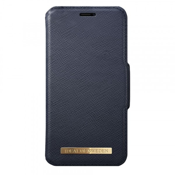 iDeal of Sweden iPhone Xs/X Fashion Wallet Navy
