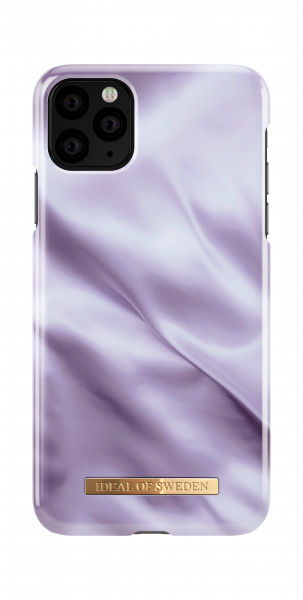 Ideal of Sweden iPhone 11 Pro Max/XS Max Fashion Back Case Lavender Satin