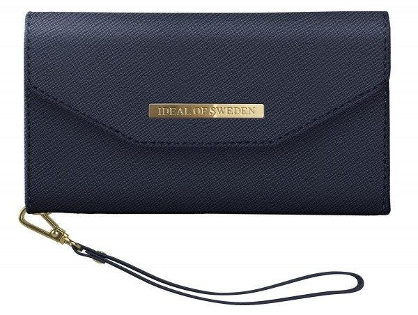 iDeal of Sweden iPhone 11 Pro Mayfair Clutch Navy