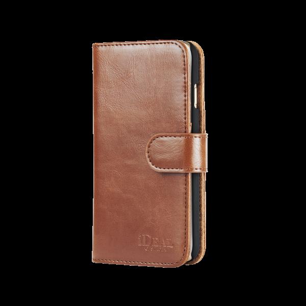 iDeal of Sweden iPhone Xr Magnet Wallet+ Brown