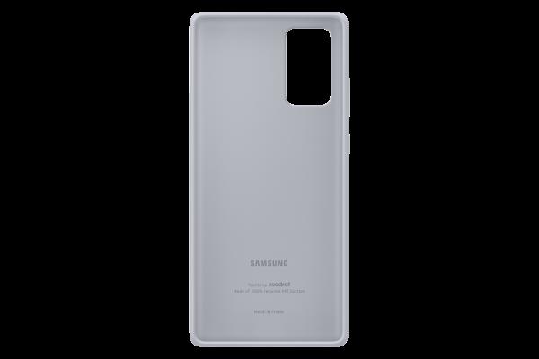 Samsung Galaxy Note20 Kvadrat Cover Grijs