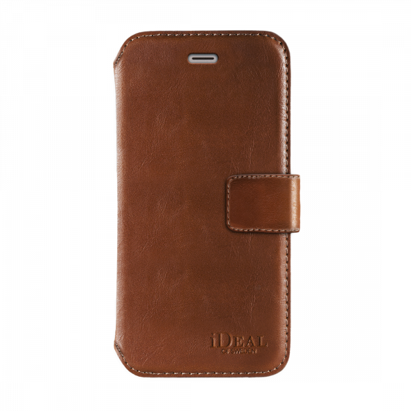 iDeal of Sweden iPhone 8 Plus / 7 Plus / 6S Plus / 6 Plus STHLM Wallet Brown