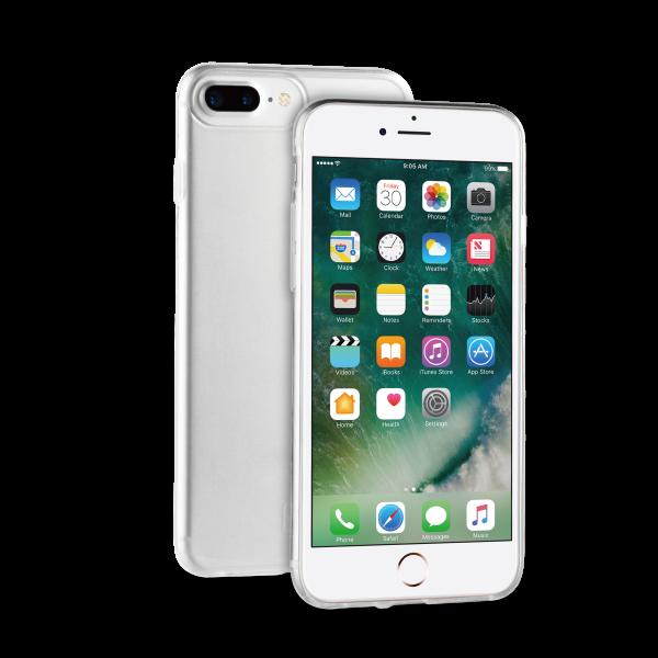 BeHello ThinGel Back Case Transparant voor iPhone 8 Plus | 7 Plus | 6s Plus | 6 Plus