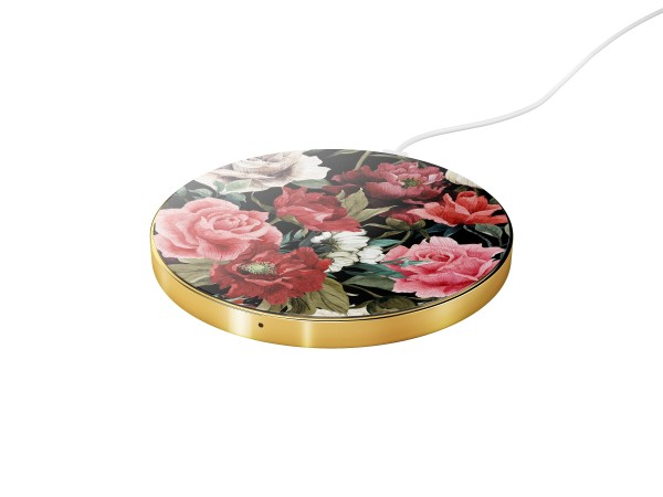 iDeal of Sweden Qi Charger Antique Roses