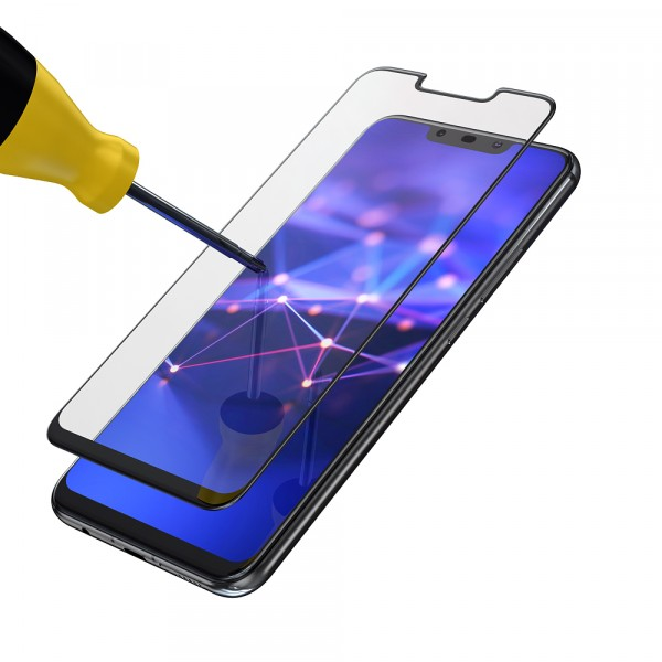 BeHello Huawei Mate 20 Lite Screenprotector Tempered Glass - High Impact Glass