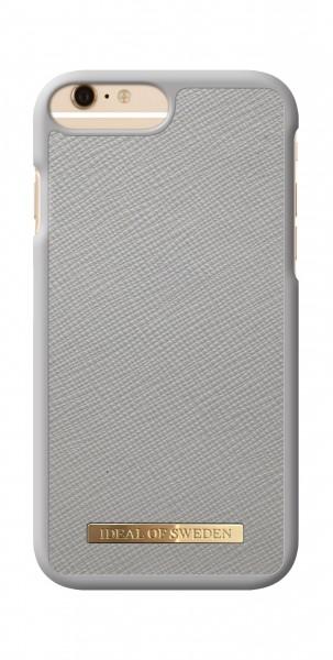 iDeal of Sweden iPhone 8 Plus / 7 Plus / 6S Plus / 6 Plus Fashion Case Saffiano Light Grey