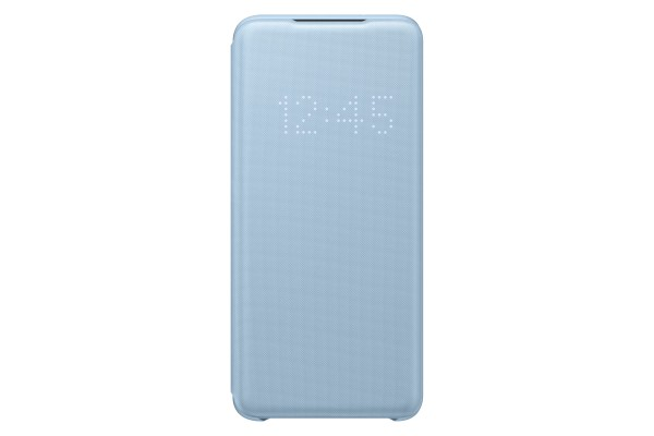Samsung Galaxy S20 LED View Cover Sky Blue