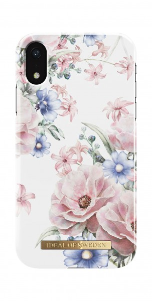 iDeal of Sweden Fashion Back Case Floral Romance voor iPhone Xr
