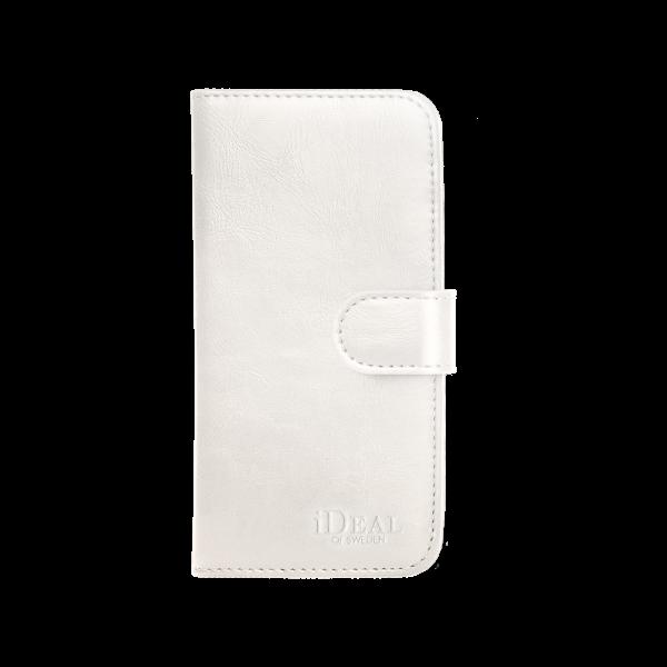 iDeal of Sweden iPhone Xr Magnet Wallet+ White
