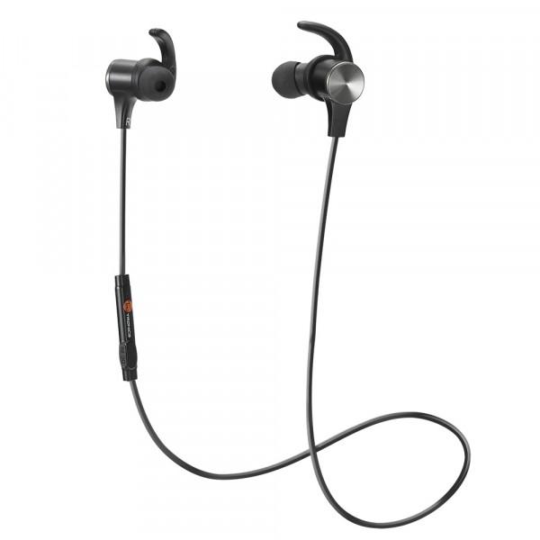 Taotronics Draadloze Oordopjes | In-ear| Bluetooth | IPX6 Waterproof | Ingebouwde Microfoon