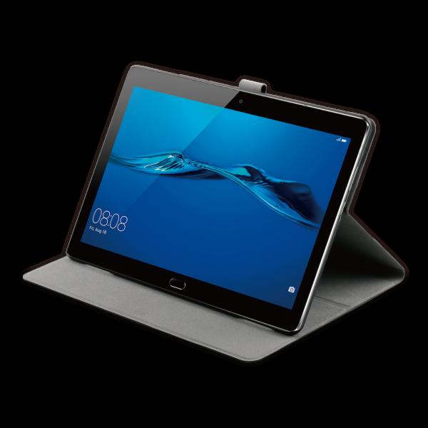 BeHello Huawei MediaPad M5 Lite 10 Tablet Hoes Zwart