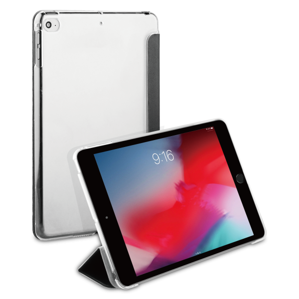 BeHello iPad Mini 5 (2019) Tablet Hoes met Smart Cover Zwart