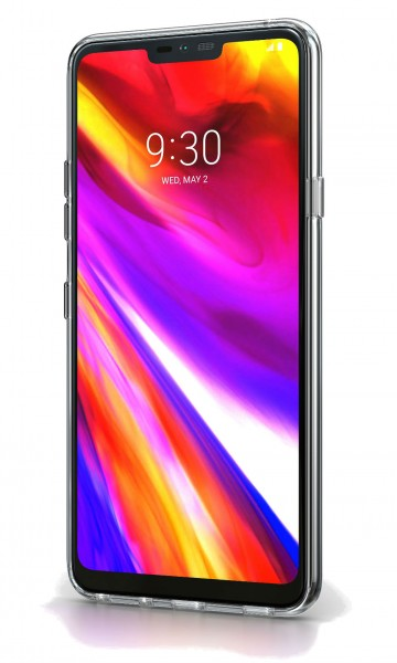 Behello LG G7 ThinQ Gel Case Transparant