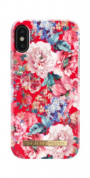 iDeal of Sweden iPhone XS/X Fashion Back Case Statement Florals