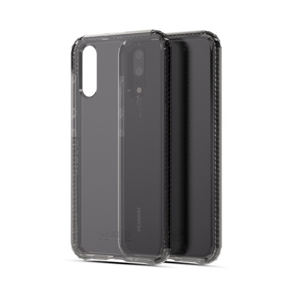 SoSkild Huawei P20 Defend Heavy Impact Case Smokey Grey