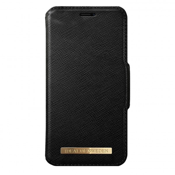 iDeal of Sweden iPhone Xr Fashion Wallet Black