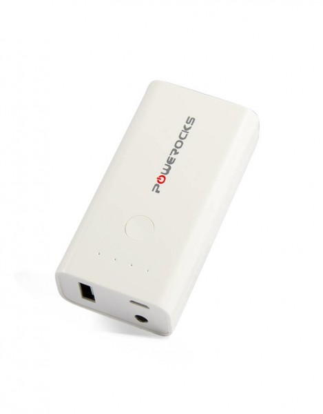 T-Mobile Powerbank Stone 2 6000mAh White