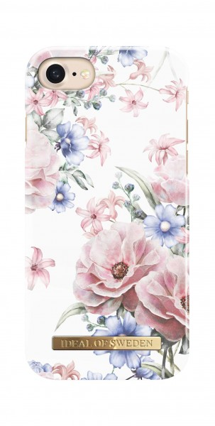 iDeal of Sweden Fashion Back Case Floral Romance voor iPhone 8 7