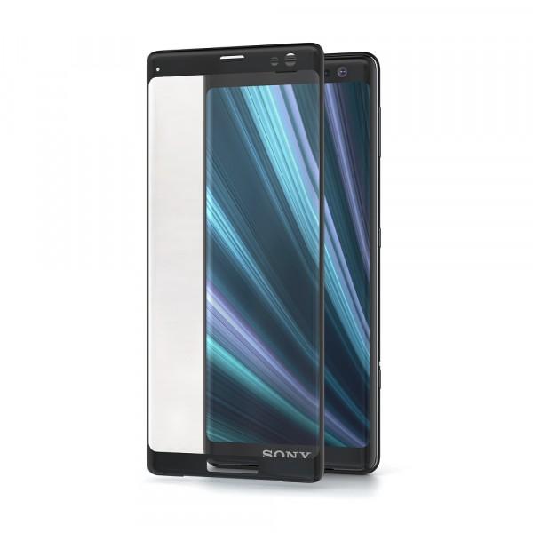 BeHello Xperia XZ3 Screenprotector Tempered Glass - High Impact Glass