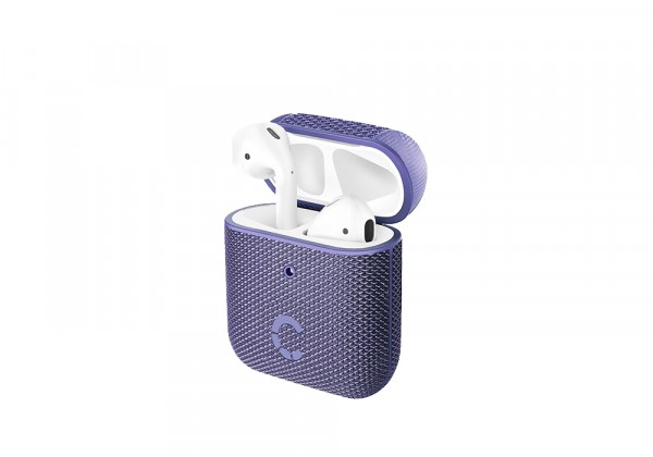 Cygnett Case for Airpod 2 / 1 Tekview Lilac/Purple