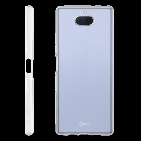 BeHello Sony Xperia 10 Thingel Case Clear Transparant