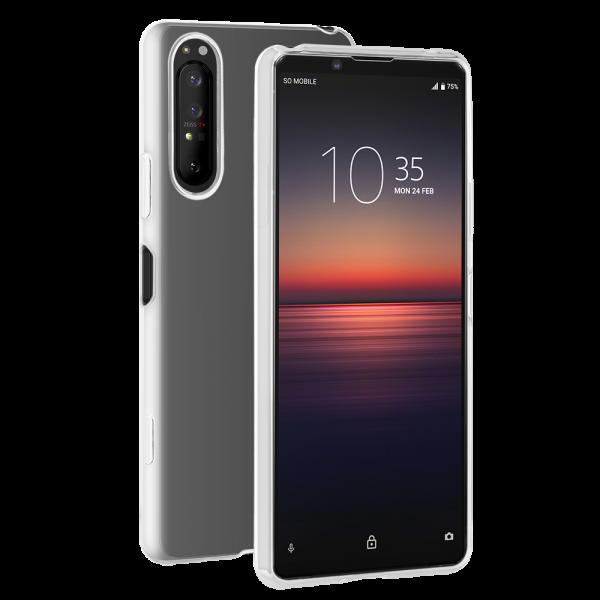 BeHello Sony Xperia 1 II ThinGel Siliconen Hoesje Transparent