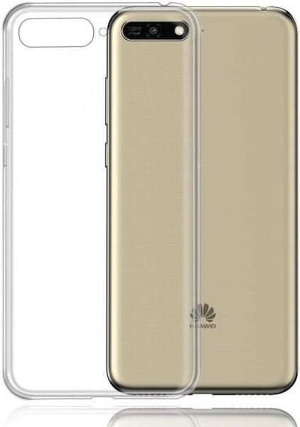 Huawei Y6 (2018) Hard Case Transparant