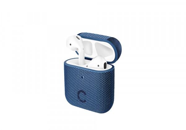 Cygnett Case for Airpod 2 / 1 Tekview Navy/Blue